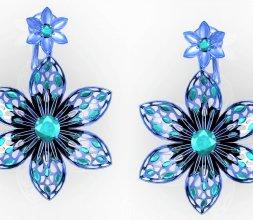 BO fleur origami