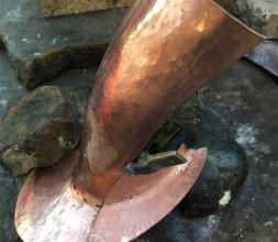 L'art de la mise en volume au marteau