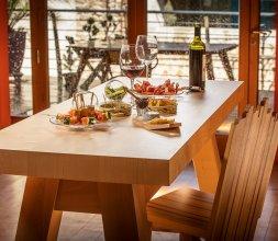 Ilot de cuisine «Etabli» /Tabouret «Sit-city»