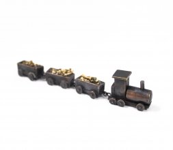 Locomotive précieuse