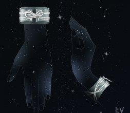 """Bracelet """"Diamants sur Béton"""""""