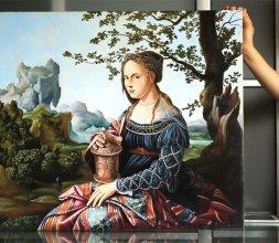 Techniques de la peinture ancienne