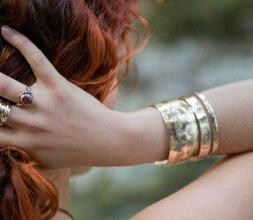 bijoux en bronze