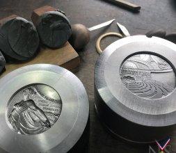 Création médaille des Sénateurs - 2017