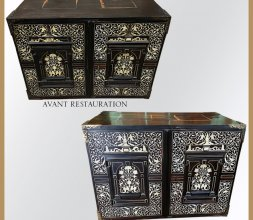 Cabinet du XVII ème siècle