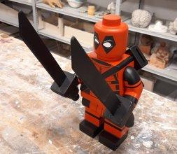 Figurine Lego grande taille