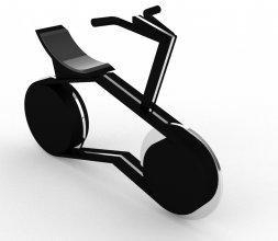 Modélisation 3D d'un vélo pour enfant