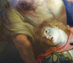 """""""La mort d'Achille"""""""