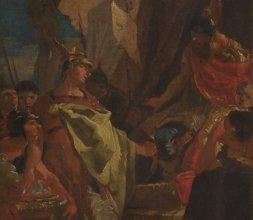 Muscius Scaevola et Porsenna