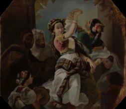 Danseuses Algéroises