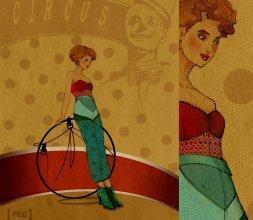 Cabaret-Circus