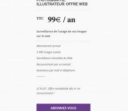 Offre PixTrakk Web