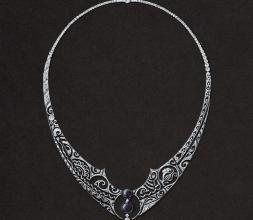 Collier Perles Tahitiennes