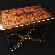 Table de milieu après restauration, XIXème siècle