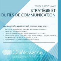Stratégie et outils de communication