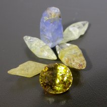 Saphirs jaunes