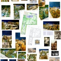 Etude et creation du Parc de la Villa Trianon Elsie
