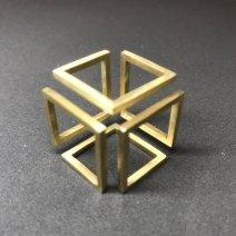Cube Plié