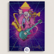 Illustration Fête de la Musique