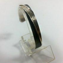Bracelet mokume gane