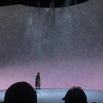 Décor pour l'Opéra de Wagner à Monaco