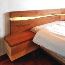 Tête de lit rétroéclairée