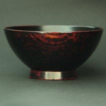 Bol pour la cérémonie du thé - Urushi
