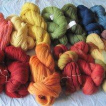 laine fine d'Aubusson pour broderie