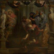 La mort d'Achille