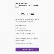 Offre PixTrakk Web + Print