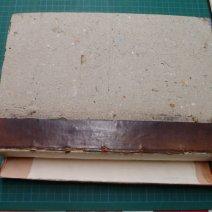 Demi cuir, remplacement du papier