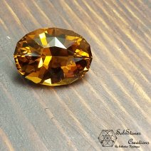 "Citrine ""Precision-Cut"""