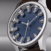 Design horloger métier d'art