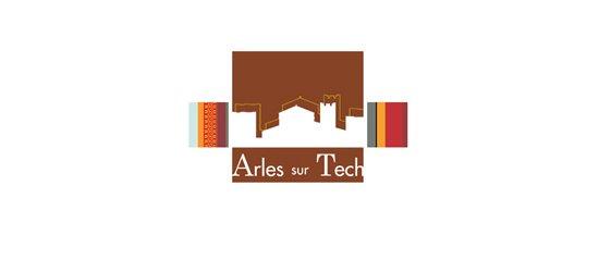 Ville de Arles sur Tech