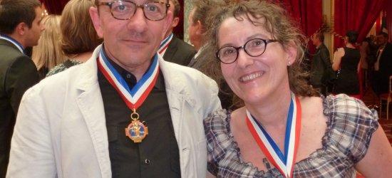 Philippe et Françoise Riffaud